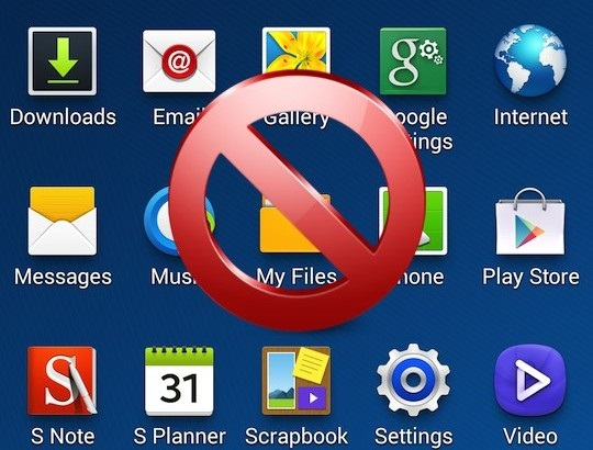 Remove Bloatware or System Apps from Galaxy Note 3