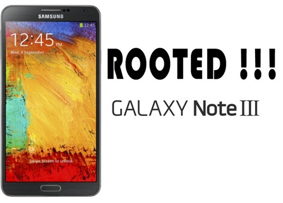 Root Galaxy Note 3
