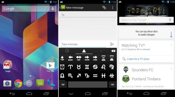 Nexus 5 Apps
