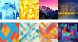 Download Official New Nexus 5 Android 4.4 KitKat Wallpapers
