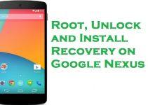 Root Nexus 5
