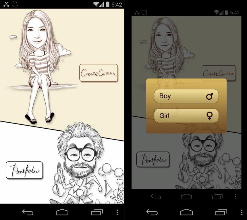 Create Cartoon Characters