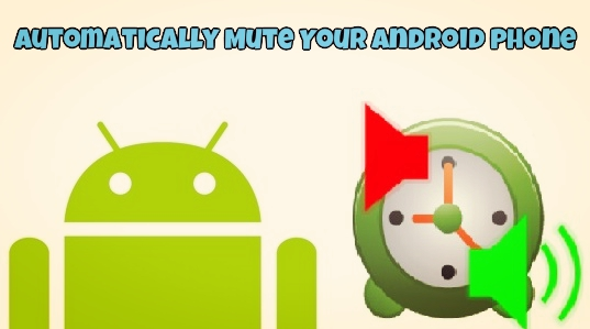 Mute Your Android Phone