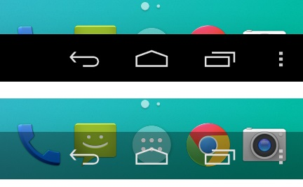 Hide Soft Keys On Nexus Devices With A Free Android App