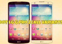 Root LG G Pro 2