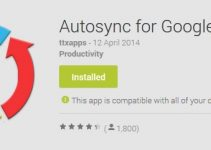 Autosync For Google Drive App