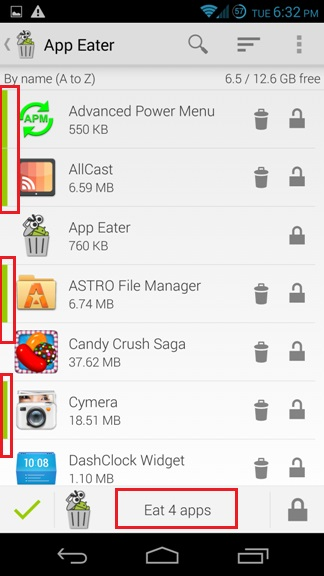 Batch-uninstall-android-apps