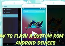 How to Flash a Custom ROM ANdroid