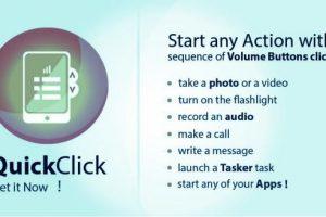 QuickClick App