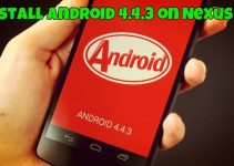 Install Android 4.4.3 on Nexus 5