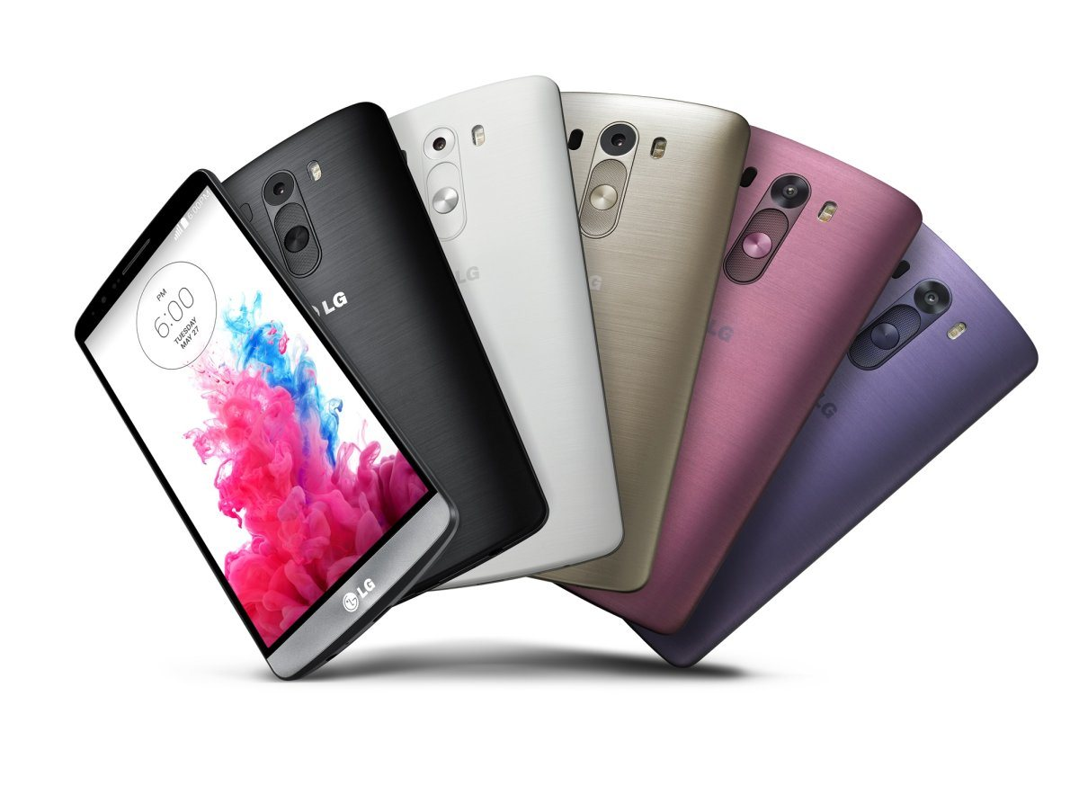 Download Stock Wallpapers Ringtones Of Lg G3 Android Device