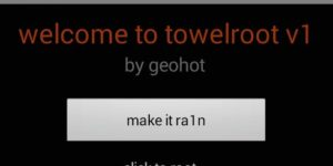 Root AT&T and Verizon Samsung Galaxy S5 with GeoHot TowelRoot App