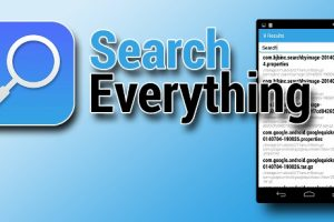 Search-Everything-Android-App