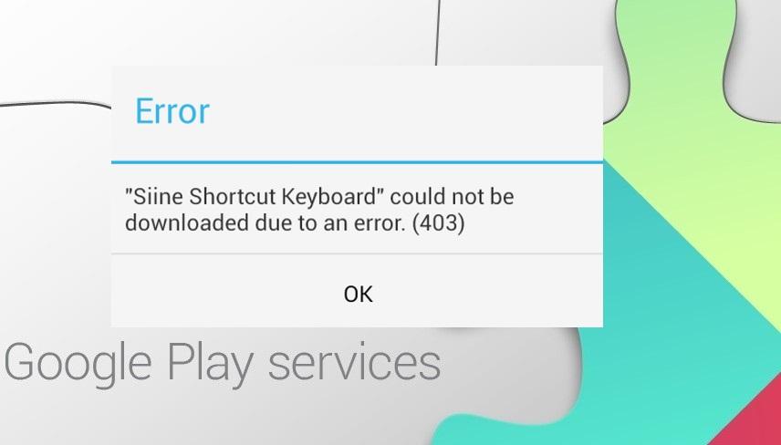 Solve-Google-Play-Store-Errors
