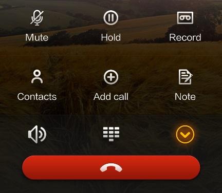 Record-calls-on-mi3