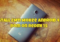 Install CM11 Mokee Android 4.4.4 Rom on Redmi 1s