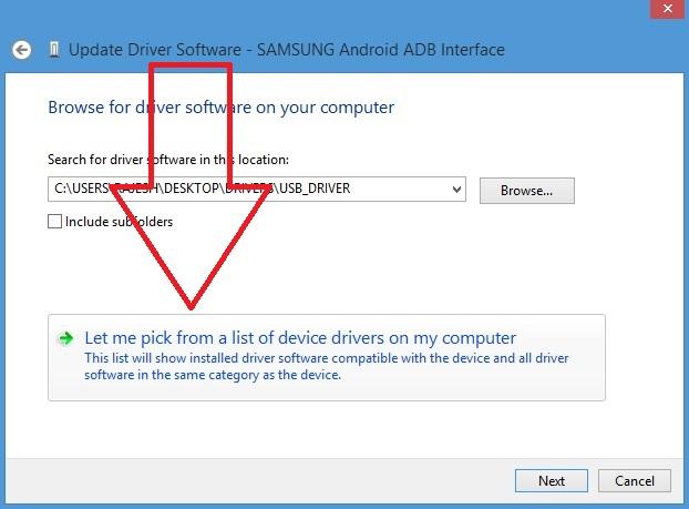 Select-USB-drivers