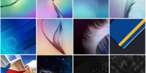 Samsung Galaxy S6 & S6 Edge Stock Wallpapers – Download Now