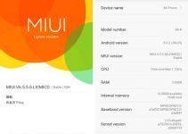 Mi4i-Update
