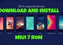 MIUI 7 Global ROM