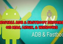 Install ADB & Fastboot Drivers on Mac, Linux, & Windows
