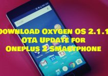Download Oxygen OS 2.1.1 OTA Update for Oneplus 2 Smartphone