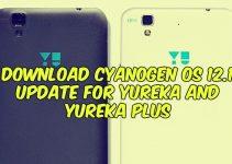 Download Cyanogen OS 12.1 update for Yureka and Yureka Plus