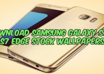 Download Samsung Galaxy S7 & S7 Edge Stock Wallpapers