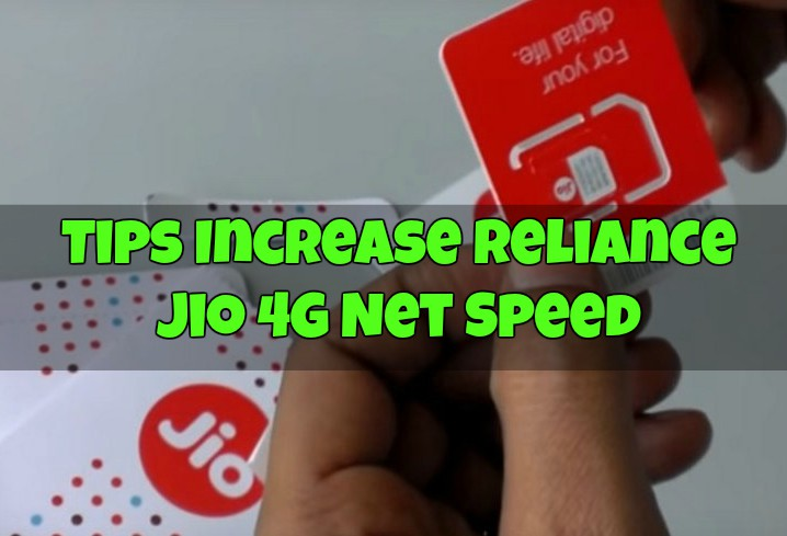 Reliance Jio Speed