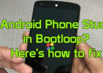 Android Phone Stuck in Bootloop? Here's how to fix