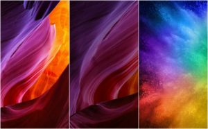 Mi MIX & Mi Note 2 Stock Wallpapers! Download Here