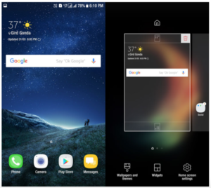 Download Samsung Galaxy S8 Launcher on Galaxy S7 and S7 Edge – no root required