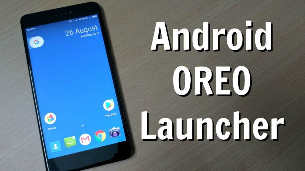 Install Android Oreo Pixel Launcher
