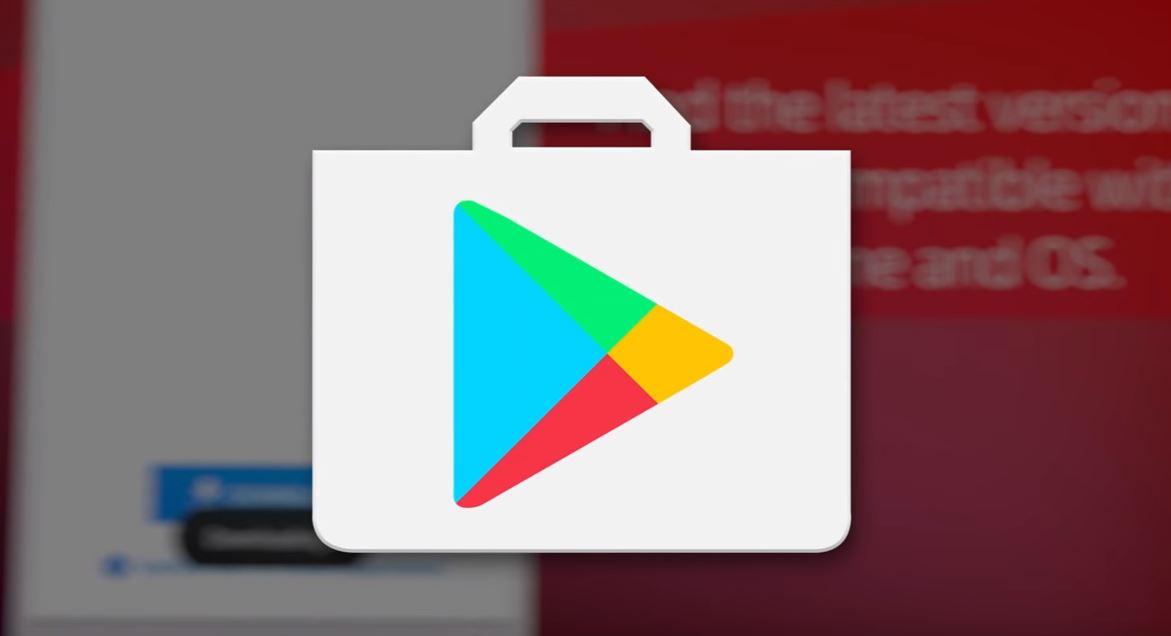 Play Store App Install