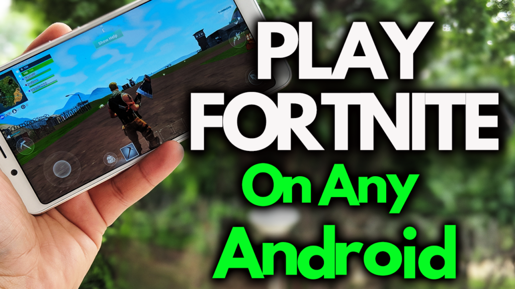 How to PLAY Fortnite on ANY Rooted Android