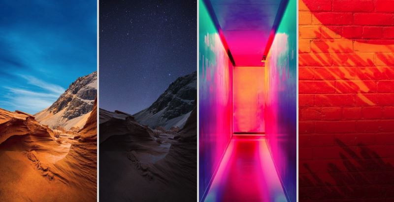 Download Poco F1 launcher and wallpapers for Xiaomi Phones