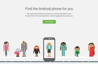 Can't Decide Which Android Phone Suits to You – Use Google Web tool To Find it