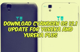 Download Cyanogen OS 12.1 update for Yureka and Yureka Plus