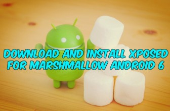 Download and Install Xposed for Marshmallow Android 6