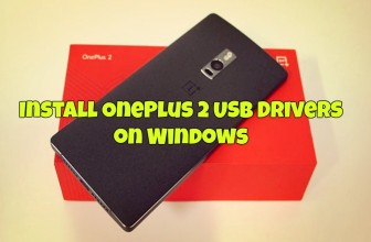 Install OnePlus 2 USB Drivers on Windows
