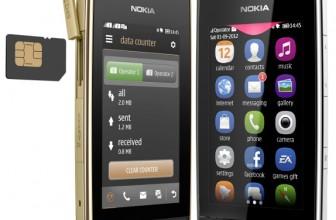 Nokia Asha 308 and Asha 309 Touch Screen Phones Announced