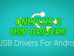 How to Install & Setup OnePlus 3 USB drivers On Windows and MAC