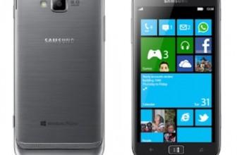 Samsung ATIV S First Windows Phone 8 Phone Announced