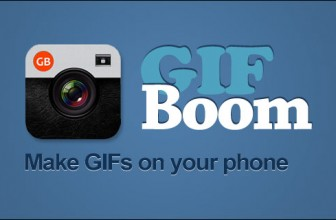 Create Gif from Video On Android and iOS With GifBoom App